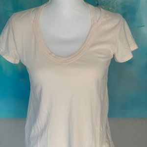 Bobi Light Peach T-shirt